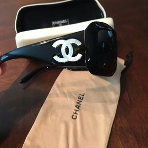 Chanel 5076-H Mother of Pearl Sunglasses